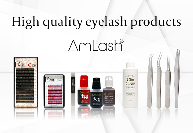 High quality eyelash products Amlash